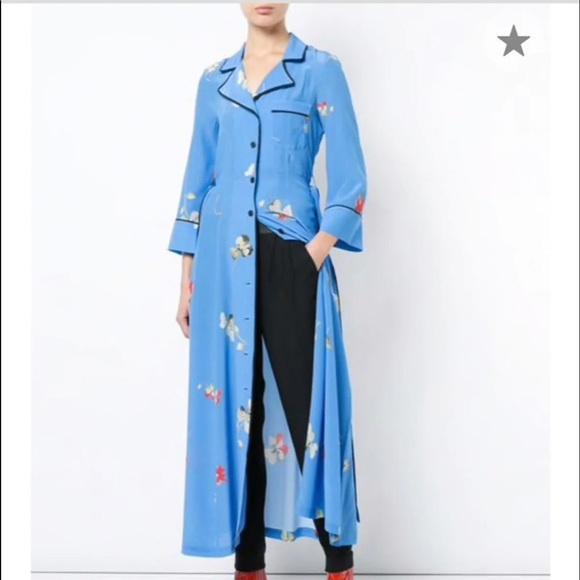 1b5d70c6 Ganni Dresses & Skirts - Ganni Floral Print Maxi Dress